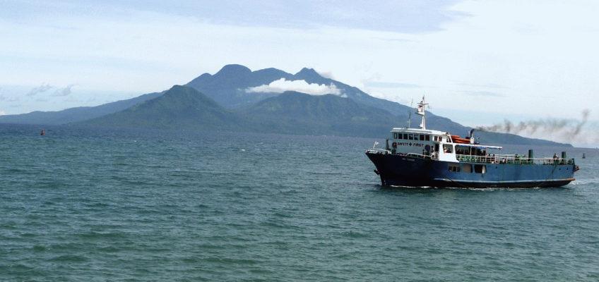 Auf Entdeckung auf der Insel Camiguin – II
