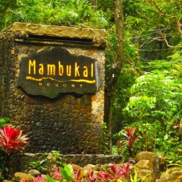 Familienausflug zum Mambukal Bergresort