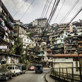 PHILIPPINEN REISEN BLOG - Flucht nach Baguio