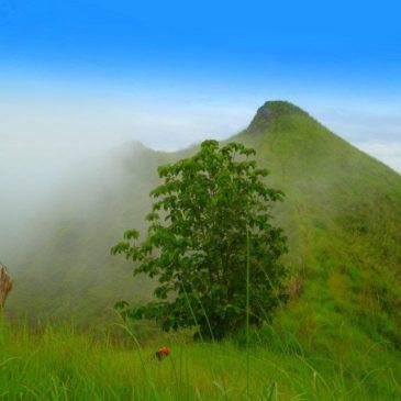 Einen der besten Bergwanderwege im zentralen Luzon entdecken