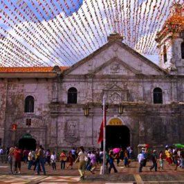 PHILIPPINEN REISEN BLOG - Basilica Minore Del Sto. Nino