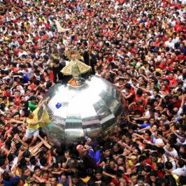 PHILIPPINEN REISEN BLOG -Das Peñafrancia Festival