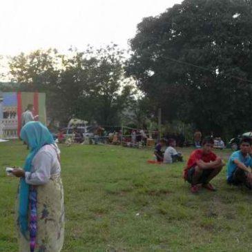 Der Kreuzweg in Malasag – Jedes Jahr die Gleiche Prozedur