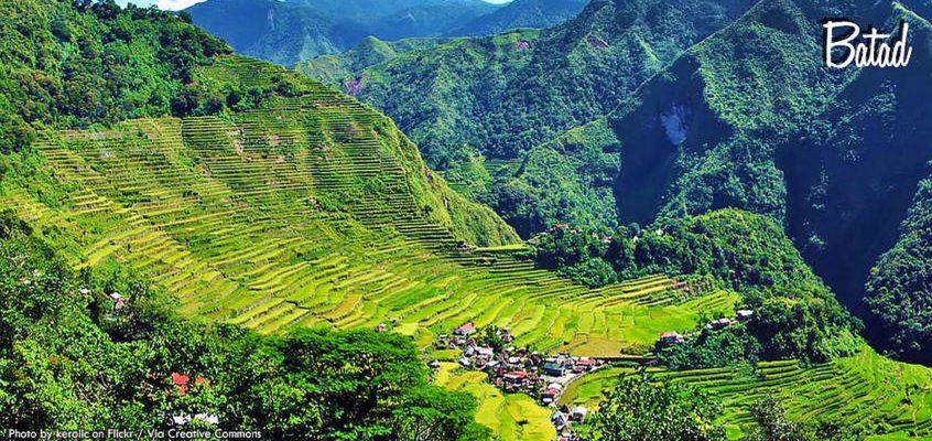 Ein Ampitheater von Reis – die Batad Reisterrassen