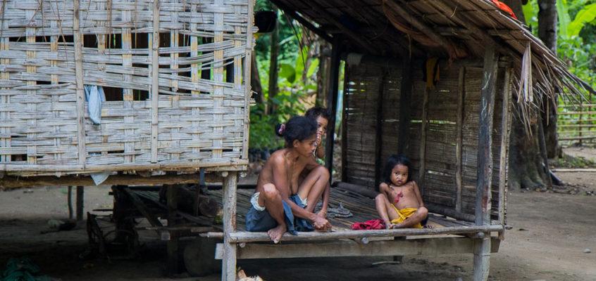 Der Stamm der Batak von Palawan