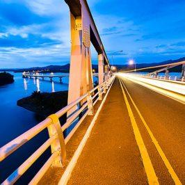 PHILIPPINEN REISEN BLOG - Die blutigen Legenden der San Juanico Brücke