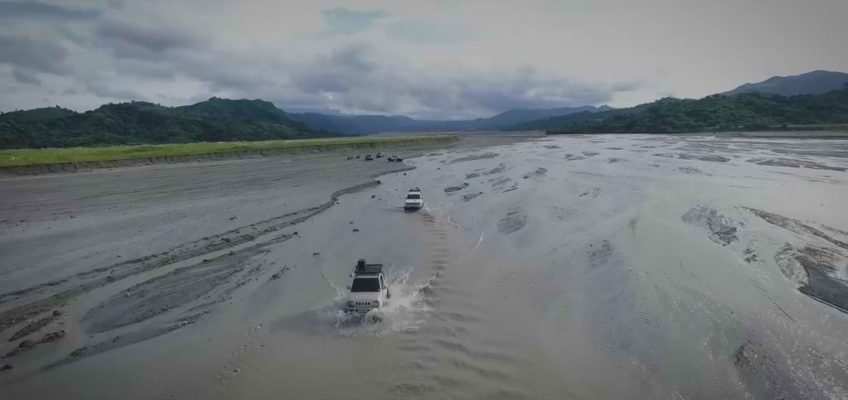 PHILIPPINEN REISEN BLOG - Extrem Hill Driving in Tarlac