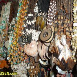 PHILIPPINEN REISEN BLOG - Einkauf im Bohol Trading Foto: Dieter Sokoll