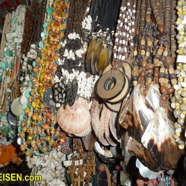 Einkauf im Bohol Trading