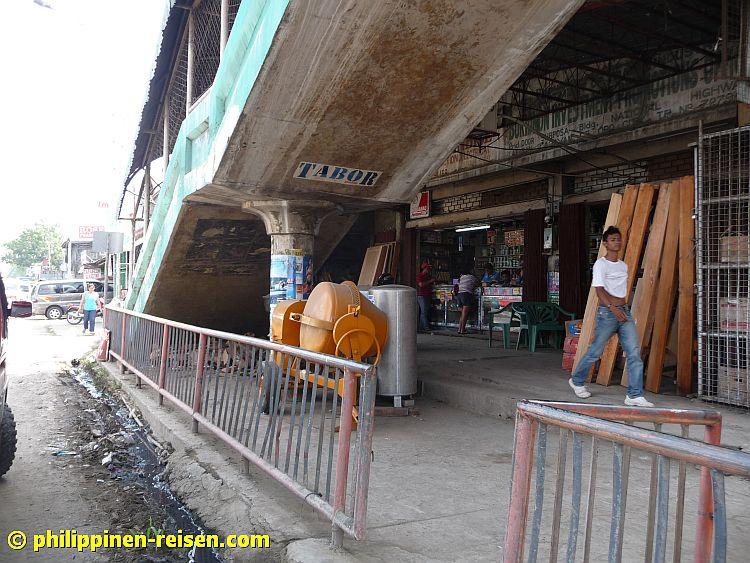 PHILIPPINEN REISEN BLOG - Einkauf im Baustoffhandel