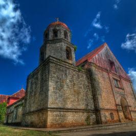 PHILIPPINEN REISEN BLOG - Kirche und Kloster von Lazi auf der Insel Siquijor