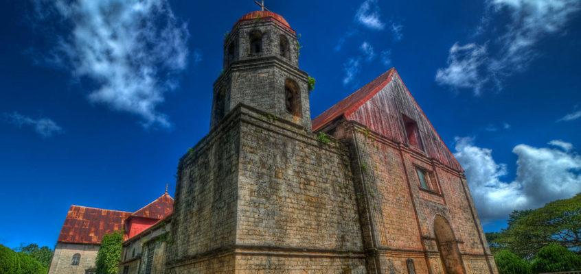 Das größte und älteste Kloster auf Siquijor