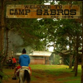 PHILIPPINEN REISEN BLOG - Camp Sabros in Kapatagan Davao del Sur