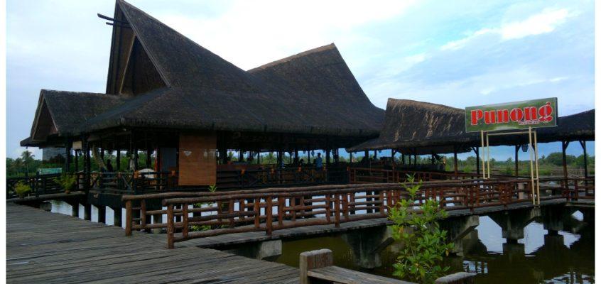Zum Fischessen ins Punong Restaurant in Tagum