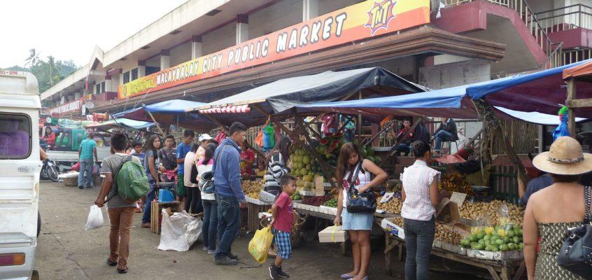 Auf dem Markt von Malaybalay