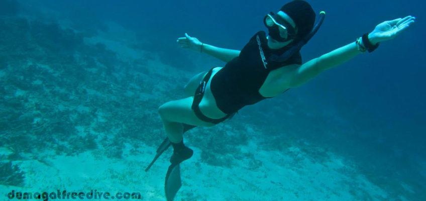 PHILIPPINEN REISEN BLOG - Freitauchen auf der Insel Romblon