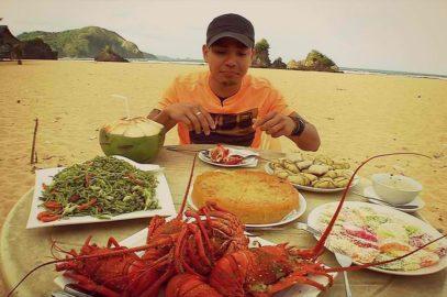 Zum gut Essen nach Catanduanes