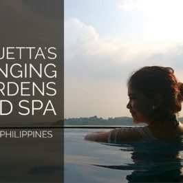 PHILIPPINEN REISEN BLOG - Hängende Gärten und Infinity Pool in Rizal