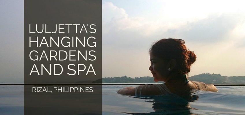 PHILIPPINEN REISEN BLOG - Hängende Gärten und Infinity Pool in Rizal