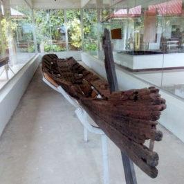PHILIPPINEN REISEN BLOG - Das Balanghai Shrine Museum in Butuan