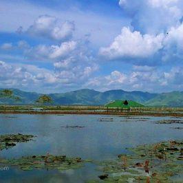 PHILIPPINEN REISEN BLOG - Der geheimnisvolle See und das Kanduli Festival in Lutayan