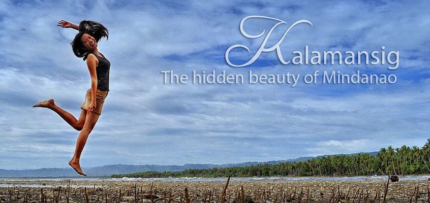 Entdeckung eines der versteckten Paradiese von Mindanao
