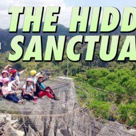 PHILIPPINEN BLOG - Besuch im Masungi Naturschutzgebiet