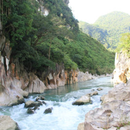 PHILIPPINEN REISEN BLOG - Abenteuer am Daraitan Fluss in Tanay