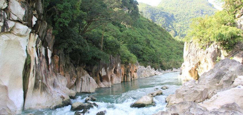 Tanays mystisches Reiseziel – der Daraitan Fluss