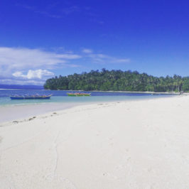 PHILIPPINEN REISEN BLOG - Die Insel Cabgan bei Borobo in Surigao del Sur