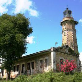 PHILIPPINEN REISEN BLOG - Der Melville Leuchtturm von Balabac
