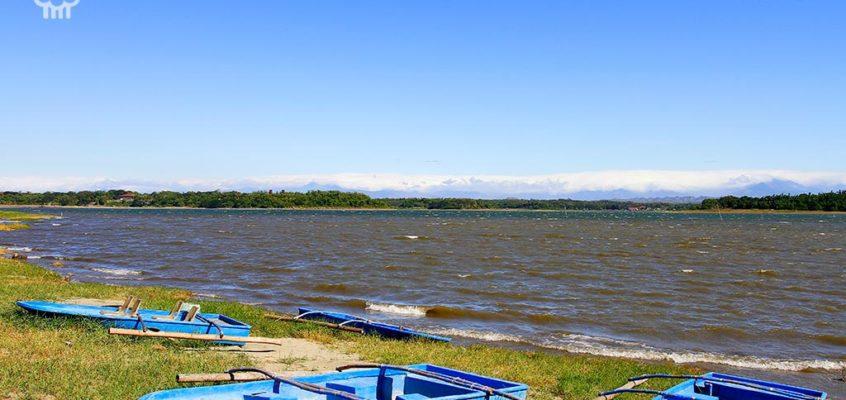 Der geheimnisvolle See Paoay