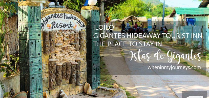 Alter Charme im Gigantes Hideway Tourist Inn