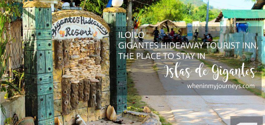 PHILIPPINEN BLOG - Alter Charme im Gigantes Hideway Tourist Inn auf der Insel Isla Gigante Norte in der Provinz Iloilo