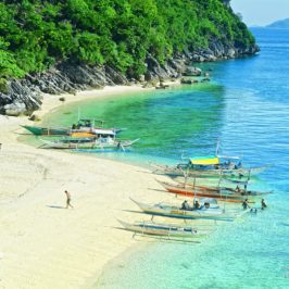 PHILIPPINEN BLOG - 6 Inselchen rund um Isla Gigantes