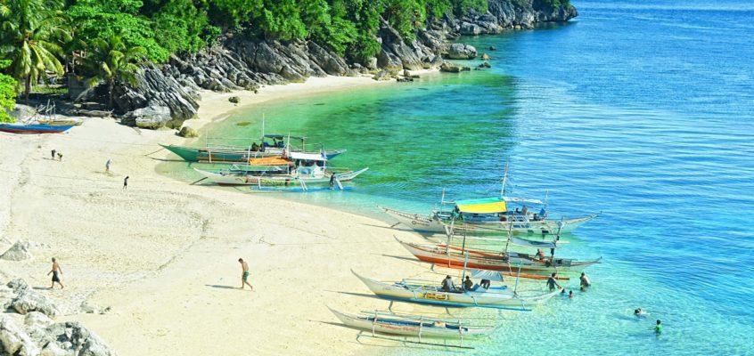 6 Inselchen rund um Isla Gigantes