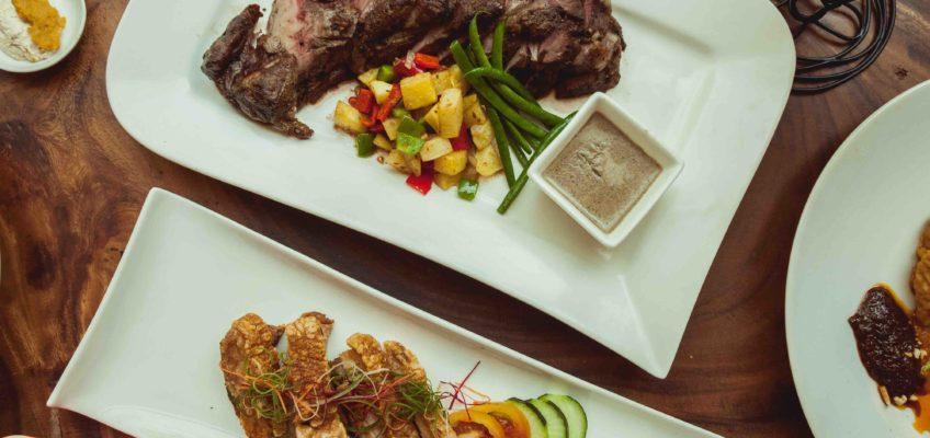 PHILIPPINEN BLOG - Spanische Rezepte mit philippinischer Liebe zubereitet im ABULENA's Restaurant im Salcedo Village in Makati