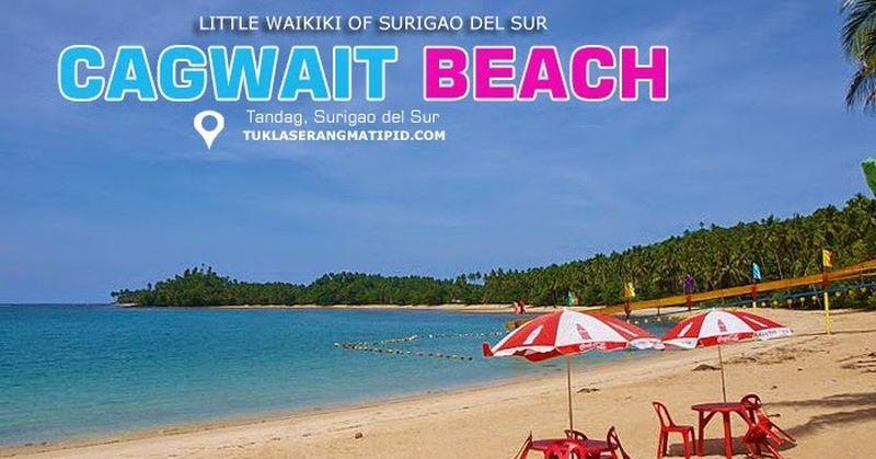 PHILIPPINEN BLOG - Cagwait White Beach