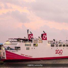 PHILIPPINEN BLOG - Reisen mit dem Schiff - Batangas - Caticlan