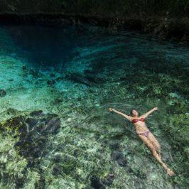 PHILIPPINEN BLOG - Hinatuan - der verwunschene Fluss