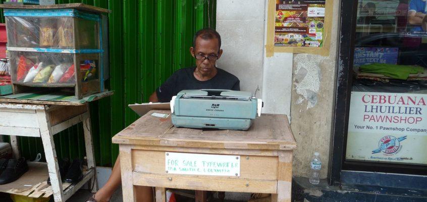 Stempelmacher und Schreiber