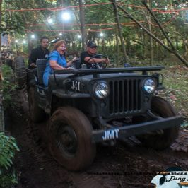 PHILIPPINEN BLOG - Camp Willy's Jeep 1941 und Bonseta's Fun Rides in Talakag