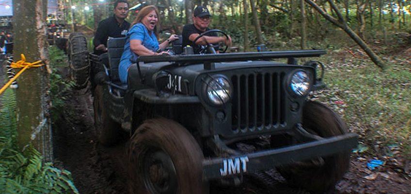 PHILIPPINEN BLOG - Camp Willy's Jeep 1941 und Bonseta's Fun Rides in Talakag