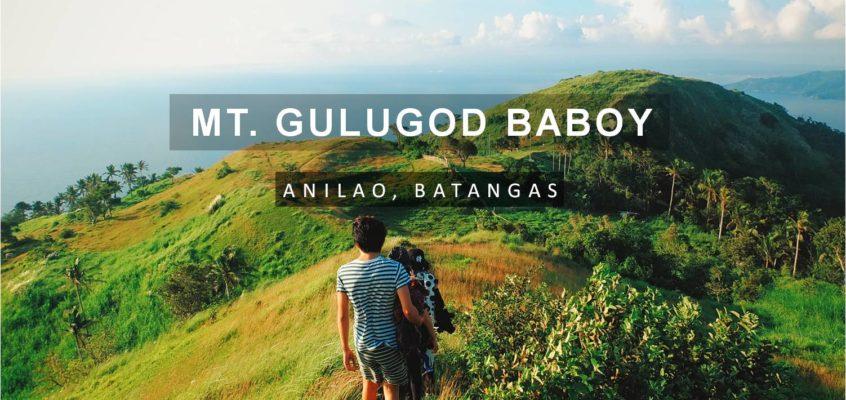 Mt. Gulugod Baboy – die perfekte Wanderung für Anfänger