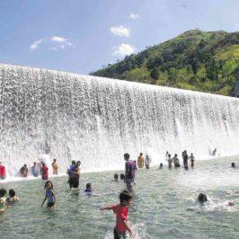 PHILIPPINEN BLOG - Ausflugsziel Magondon Dam in Ilocos Norte