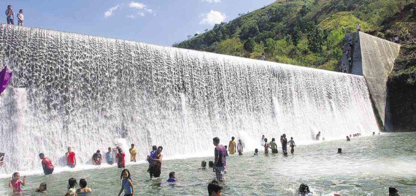 Ausflug zum Madongan Damm in Ilocos Norte