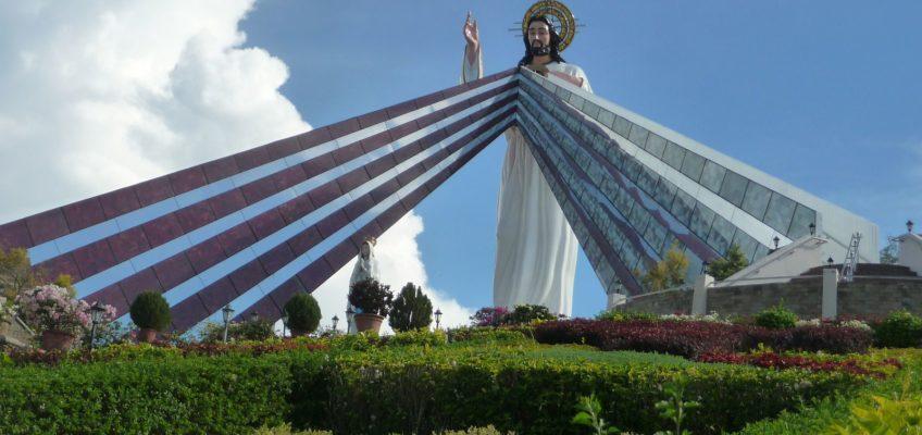 PHILIPPINEN REISEN BLOG - Der Wallfahrtsort Die Göttliche Barmherzigkeit in El Salvador, Misamis Oriental Foto: Sir Dieter Sokoll KR