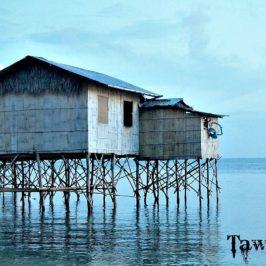 PHILIPPINEN REISEN BLOG - Häuser der Badjao in Tawi-Tawi