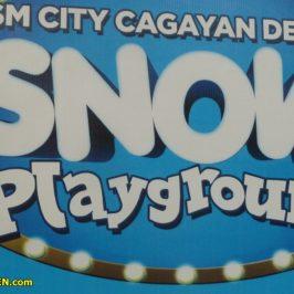 PHILIPPINEN REISEN BLOG - chnee-Spielplatz in Cagayan de Oro Foto: Sir Dieter Sokoll KR