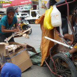 PHILIPPINEN REISEN BLOG - Ohne soziales Auffangnetz Foto: Sir Dieter Sokoll KR